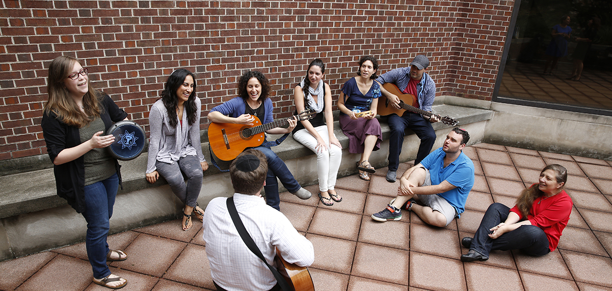 Apply to H. L. Miller Cantorial School