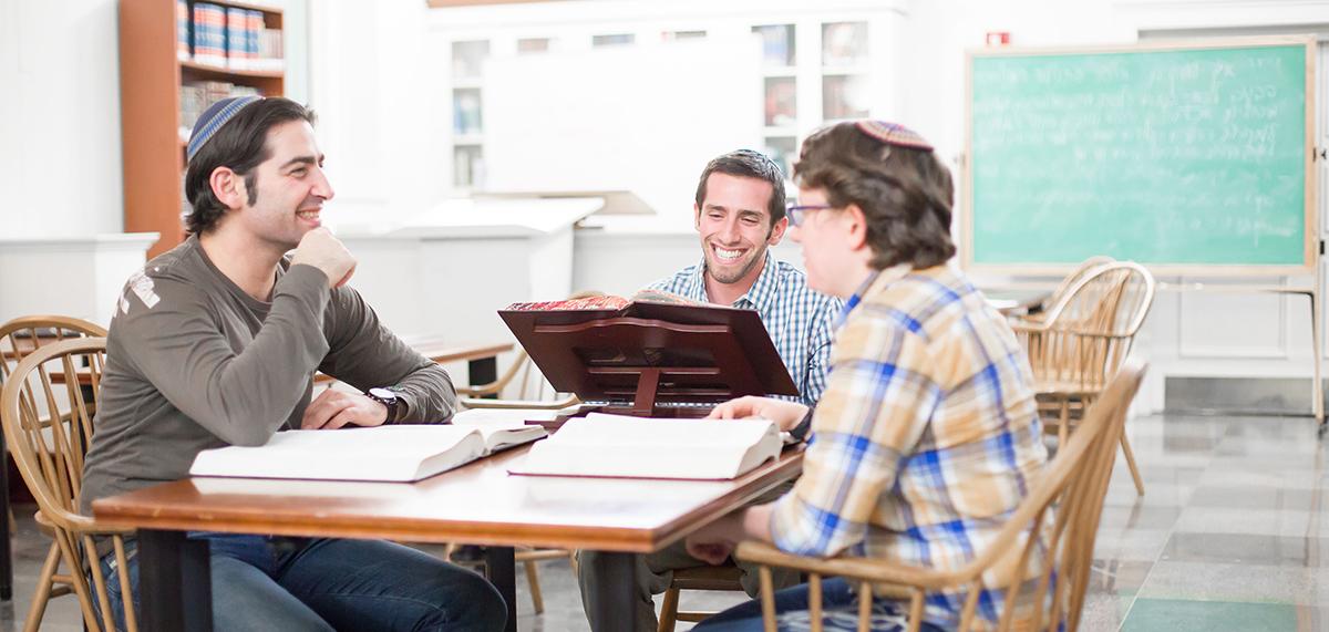 The Rabbinical School Student Life