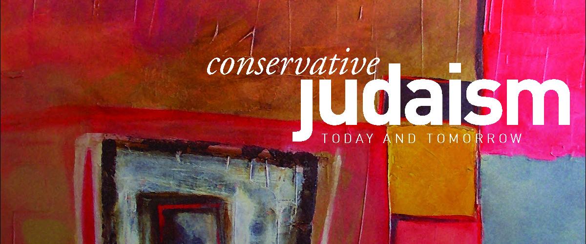 On Conservative Judaism