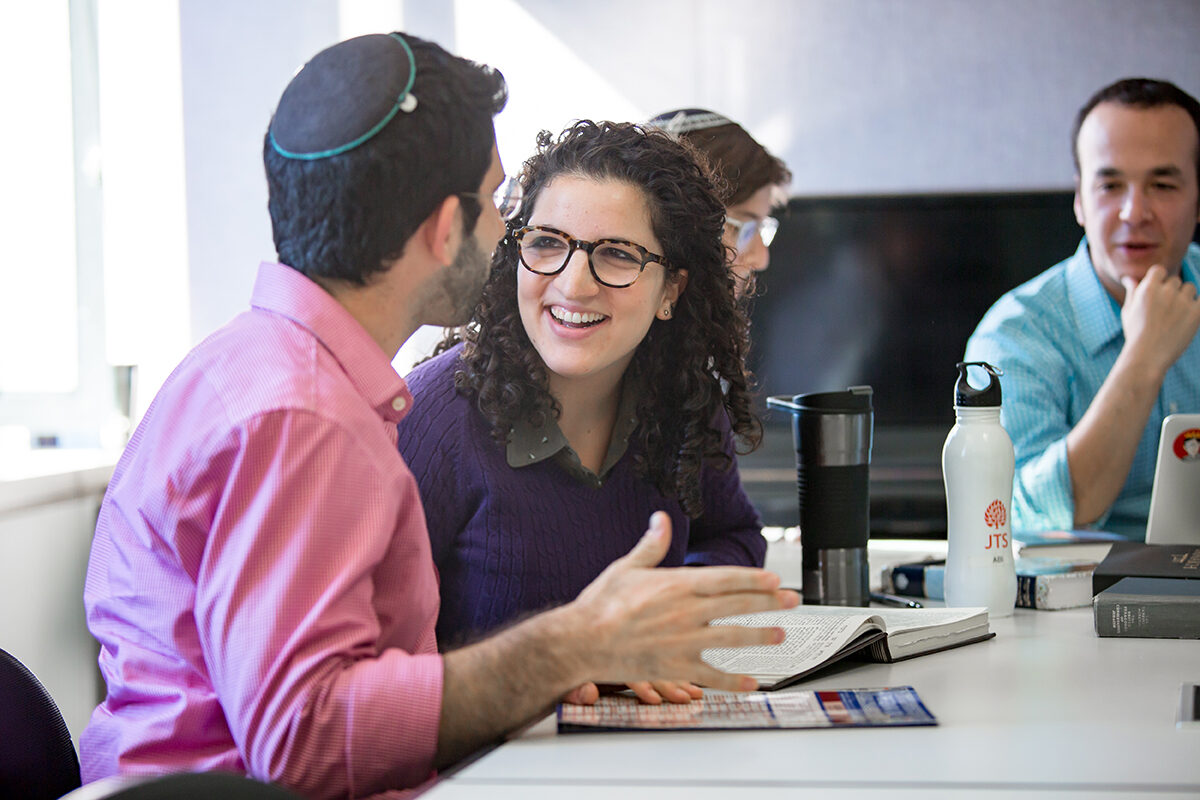 Rabbinical School Admissions