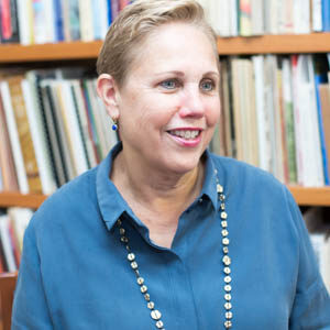 Getting to Know Cantor Nancy Abramson